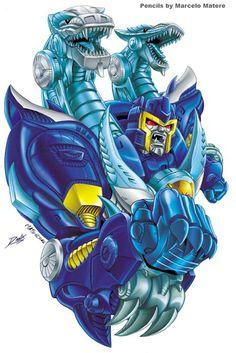 "Transformers Cybertron Cryotek ""Cryo Scourge"""