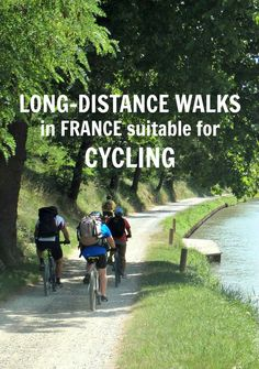 Discover the Midi and Burgundy Canals on a cycling holiday in France