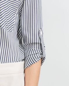 Image 6 of STRIPED SHIRT from Zara