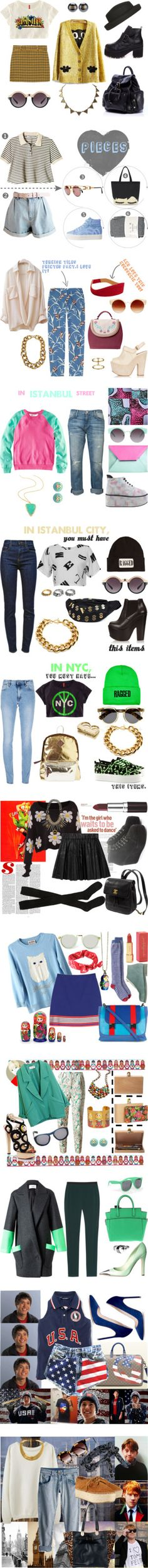 """""""cool stuff"""" by callmeends ❤ liked on Polyvore"""