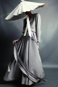Hermoso vestido de la colección Annodami S/S 2017