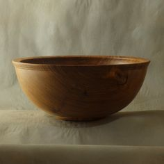 Siberian Elm Deep Fruit Bowl