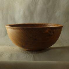 Siberian Elm Deep Fruit Bowl