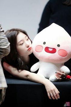 Kpop Girl Groups, Korean Girl Groups, Kpop Girls, Jung Chaeyeon, Choi Yoojung, Kim Sejeong, Jeon Somi, Mixed Girls, Cute Girl Face