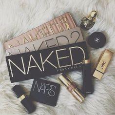 UD Naked Palettes