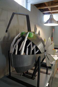 Znalezione obrazy dla zapytania how to make angler fish costumes