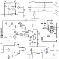 Schematic     Groovewatt Tube  Valve  RIAA Phono Preamp   DIY AUDIO   Pinterest   Diy electronics
