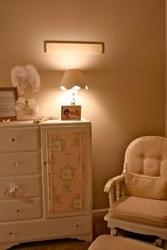 More Inspiration In This Sweet Angel Nursery From Design Dazzle Themes Decor