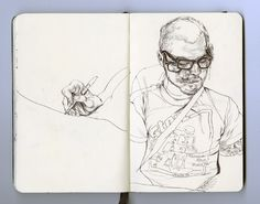 My Sketchbook feat. James Jean
