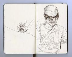 My Sketchbook feat. James Jean