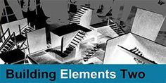 CEPT Workshop - Building Elements Two,  Thursday 27 March 2014, 12.00pm,  Venue: Sagara Basement,   This exhibition displays scaled -models of staircases made by students of second year school of Architecture over a time span of 4 weeks.