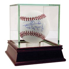 """Steiner Ron Guidry Signed MLB Baseball w/ """"78 CY Young"""" Insc"""