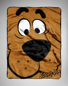 """Scooby Doo, Close Canine"""" Micro Raschel Throw, 46 by A fun and colorful throw by The Northwest featuring your favorite entertainment character that's both plush and warm! Micro raschel fabric is known for its amazing softness and color. Funny Cartoons For Kids, Best Cartoons Ever, Cartoon Kids, Gag Gifts, Funny Gifts, Scooby Doo Mystery Incorporated, Storing Blankets, Decoration, Disneyland"""