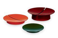 Le meilleur du Salon de Milan 2016 : Centres de table en laque, Pierre Charpin (Hermès)