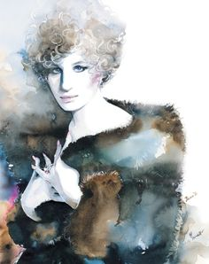 """Barbra Streisand """"More than you know..man of my heart I luv you so."""" by Maxwell ( alias Matthew Jeanes)"""