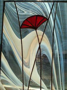 Stained Glass. Damselfly Studios.