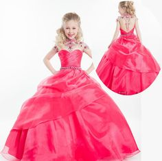 Fantastic%20Capped%20Girls%20Pageant%20Dresses%20Sweetheart%20Beaded%20Rhinestone%20Sash%20Puffy%20Girls%20Teens%20Ball%20Gowns%20For%20Communion%20Party%20Dresses%20For%20Juniors%20Flower%20Girl%20From%20Idobridal%2C%20%2485.43%7C%20Dhgate.Com
