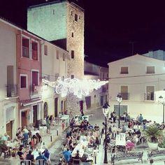 A finales del mes de agosto se celebran en Alcalalí las fiestas en honor a Sant Miquel.