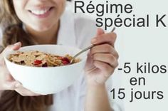 Régime spécial K Calories, Cereal, Diet, Breakfast, Food, France, Sport, Cereal Recipes, All Food Recipes