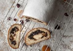 Lighten Up  Your Stollen with Cranberry, Apricot and Orange: Light Cranberry and Apricot Stollen Recipe