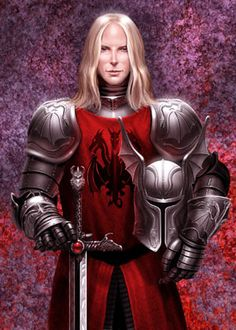 Daemon Blackfyre - a.k.a. Daemon Waters - The Pretender - The King Who Bore the Sword - The Black Dragon.