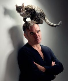 Famous People with Cats: Photo