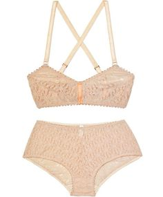 Apricot Basic Brief by Lonely Hearts.