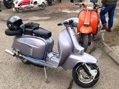Lambretta LI Silver Special