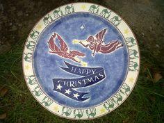 Emma Bridgewater HAPPY CHRISTMAS Plate