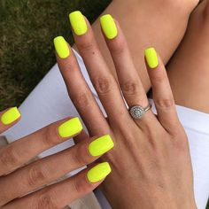 Local tip: Neon nails are brightening up cloudy summer days in the UK. Local tip: Neon nails are brightening up cloudy summer days in the UK. More from my site 77 Bright Neon Nails to Try This Summer A little funny to brighten your day 😂🌟 Neon Yellow Nails, Bright Summer Acrylic Nails, Neon Acrylic Nails, Yellow Nails Design, Yellow Nail Art, Neon Nails, Bright Nails Neon, Summer Nails Neon, Neon Nail Art