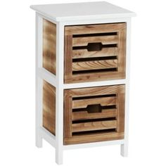Buy Premier Housewares Portsmouth 2 Drawer Storage Chest at Argos.co.uk, visit…