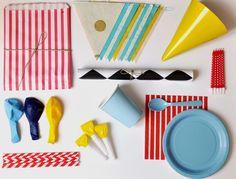 circus party color - Buscar con Google