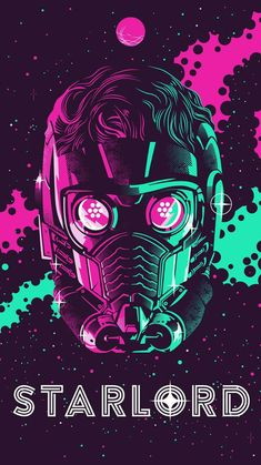 Starlord! - Guardians of the Galaxy | geek | superheroes | marvel