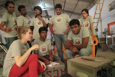 Film Institute in India: Cinematography & Film Lighting - Learnt as a craft!!