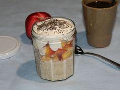 L' Overnight  ou le porridge du lendemain (pour 1 pers)