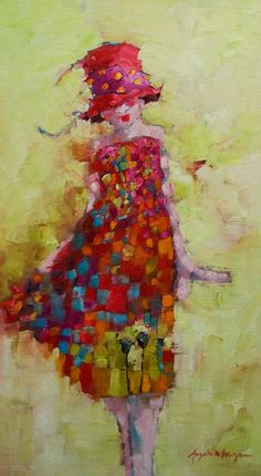 prim, by Angela Morgan