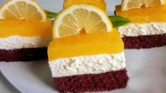 Food Cakes, Sushi, Cake Recipes, Cheesecake, Deserts, Food And Drink, Lunch, Snacks, Cooking