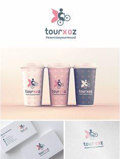 tourXOz Logo Design