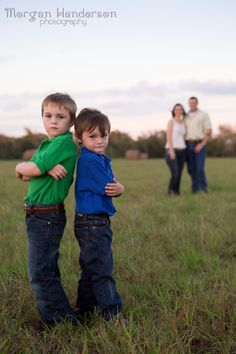 family photography with hay bales Raleigh durham FUN family photography…