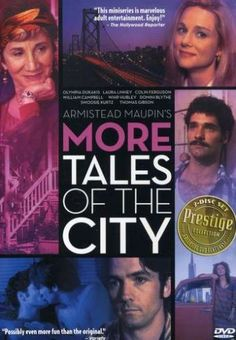 Reel Charlie's review of Armistead Maupin's More Tales of the City