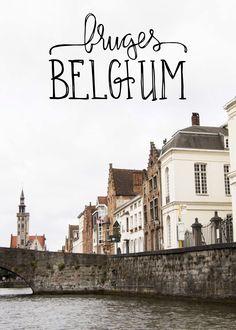 Belgium Part Two � Exploring Bruges | Sea of Atlas