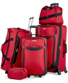 Tag Springfield III 5 Piece Luggage Set, Only at Macy's | macys.com