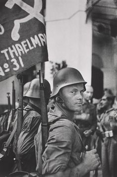 Resultado de imagen de thaelmann battalion