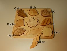 These Wood Puzzle are excellent Christmas Gift for Toddler and Baby, best teaching toys for your kids. When I did the wood puzzle used natural wood. 9 leaves of a tree Forest motif Waldorf wood puzzles 220 mm x 190 mm leaf 50 mm x 12 mm Toddler Christmas Gifts, Toddler Gifts, Puzzles For Toddlers, Toddler Puzzles, Personalized Puzzles, Shape Puzzles, Spirograph, Wooden Shapes, Waldorf Toys