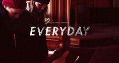 EVERYDAY. Written, Directed and Edited by GUSTAV JOHANSSON  Producer ERIK TORELL  Director of photography NIKLASJOHANSSON, FSF  Music OSKAR ...