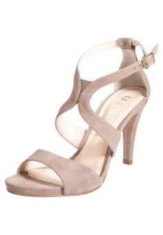 YON - High Heel Sandaletten - fango