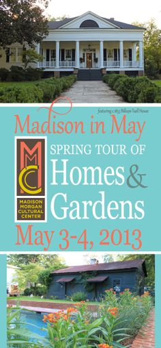 Spring Tour of Homes & Gardens