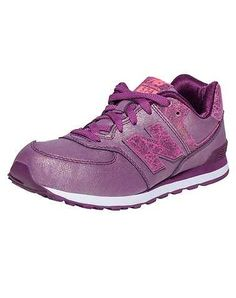 #FashionVault #new balance #Boys #Footwear - Check this : NEW BALANCE BOYS Purple Footwear / Sneakers for $39.96 USD