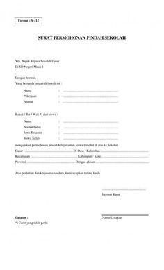 Surat Lengkap Contoh Surat Permohonan Kerjasama Sekolah Dengan Puskesmas Sekolah Surat Akta Kelahiran