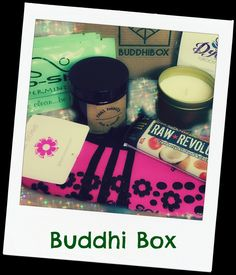 GIve the gift of zen this holiday season with Buddhibox